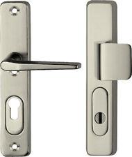 Zi Ikon SM05,AUS=W/804 ES1 Schutzbeschlag Alu PI Junior - Griffplatte/Drücker