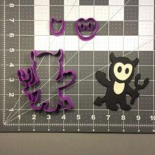 Halloween - Devil 101 Cookie Cutter Set