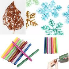 Electric Heating Glitter Hot Melt Glue Gun Adhesive Sticks DIY Art Craft Tool IS