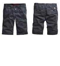 Timezone Chino Shorts Marcus 9033 blue graphite   Größen wählbar  Neuware
