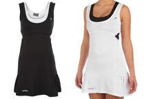 HEAD Performance Alba Tennis Dress NWT XS XXS Black White