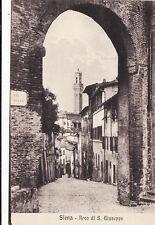 #SIENA: ARCO DI S. GIUSEPPE
