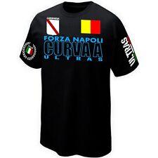 T-Shirt ULTRAS CURVA A NAPOLI NAPLES CAMPANIA ITALIA ITALIE -Maillot