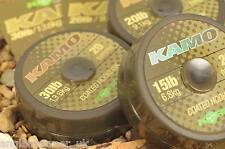 Korda Kamo Coated Hook Link - All Sizes / 50lb / 65lb / 80lb / Carp Fishing