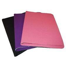 Ipad 2/3 casos de goma durable-soporte incorporado-Rosa, Negro y Púrpura