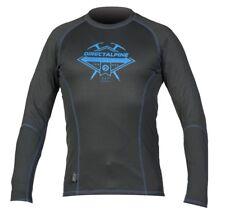 Direct Alpine Shark Camiseta T-Shirt Ls ,Langarm-Funktionsshirt para Hombre