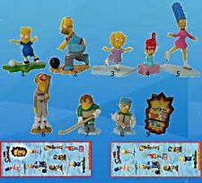 KINDER THE SIMPSONS 2010 - scegli personaggio - choose figure FERRERO italy