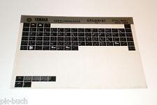 Microfich Ersatzteilkatalog Yamaha SRX 600 ab 1987