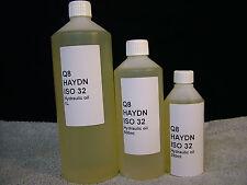 Q8 Haydn. ISO 32 Hydraulic Oil. Premium Quality. Free UK Postage.