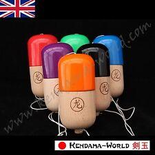 Dragon Kendama De Madera píldora de Juguete, De Madera tradicionales de habilidades de juego. elección de colores