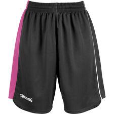 Spalding Damen Basketball Short 4Her Ii Shorts Hose schwarz