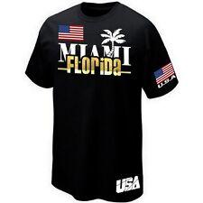 T-Shirt MIAMI FLORIDA USA - UNITED STATES -