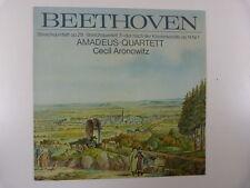 LP BEETHOVEN streichquartet op 29 Amadeus Quartet