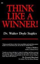 Think Like a Winner (Paperback or Softback)