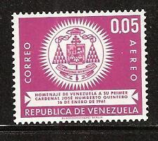 Venezuela # C-785 Mnh 1st Cardinal Jose Humbert Quintero