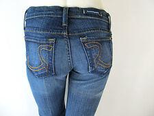 Rock&Republic Denim Jeans Sting Stroke Gold Hose Neu 24 26 27