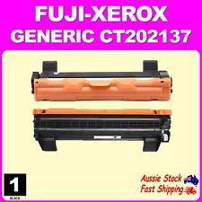 2x CT202137 Generic BK Toner for Fuji Xerox DocuPrint P115B, P115W,M115W, M115FW