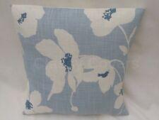 Laura Ashley Designer Cushion Cover SIMONE Seaspray Blue Fabric Various Sizes