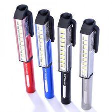 Electralight Ultra Brillante Magnético Smd pluma de bolsillo Antorcha Luz Con Pilas