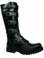 Underground Shoes England Rangers / Springerstiefel 20-Loch Boot Schnallen  5104