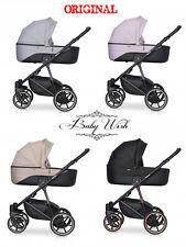 Riko Lato Baby Carrozzina Passeggino Buggy 2in1 navicella + passeggino