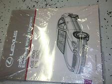 2000 Lexus GS300 GS400 400 Electrical Wiring Diagram Service Shop Manual OEM EWD
