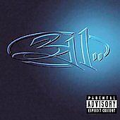 311 [PA] by 311 (CD, Jul-1995, Volcano 3)