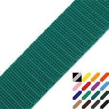 2.50 EUR//Meter PP Taschengurt Gurtband 25mm gelbgrün