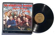 THE WOODSTOCK SINGERS: Walkin Through The Park LP AARDVARK 1351 Mono 1967 VG++