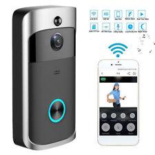Smart Wireless WiFi Doorbell HD Camera IR Video Phone Intercom Home Security New
