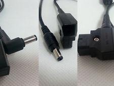 D-Tap DC power cable Atomos shogun ninja flame p-tap lead