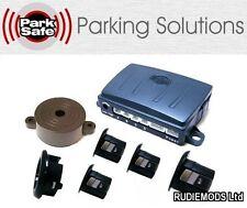 Park Safe PS740 4 Way 18.5mm Gloss Black Parking Reversing Sensor Kit 12v/24v