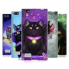 OFFICIAL ASH EVANS BLACK CATS SOFT GEL CASE FOR BLACKBERRY PHONES