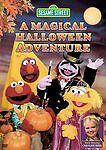 Sesame Street - A Magical Halloween Adventure (DVD) - **DISC ONLY**