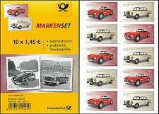 Classique DT. automobile-BMW 507 u. Mercedes-Benz 220 s – postfr. – 3147-3148