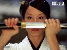 KILL Bill Lucy Liu MOVIE POSTER GIGANTE muro stampa