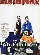 Abus Dangeureux #Face 58 Prohibition, The Jesus & Mary Chain, Sabot, Les Thugs