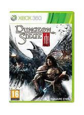Dungeon Siege Iii Para Microsoft Xbox 360