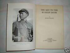 EILEEN BIGLAND.THE KEY TO THE RUSSIAN DOOR.3RD R/P 1944