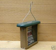 Kettle Moraine Recycled Plastic Single Suet Cake Bird Feeder #8315R