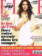 ELLE France 7/2013 MARINE VACTH Charlotte Di Calypso RIFF COHEN Dewi Driegen NEW