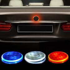 82mm LED Light Background Badge Emblem Logo Lamp Sticker for BMW 3 5 7 Series X3