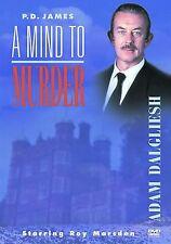P.D. James - A Mind to Murder (DVD, 2004)