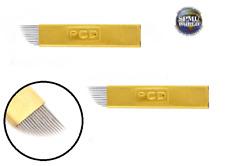 Microblading Needles PCD - SPMU Permanent Makeup Manual Eyebrow 12CF/14CF Blade