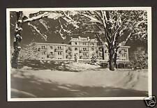 BRAUNWALD (SUISSE) HOTEL BRAUNWALD , Belle Façade 1960