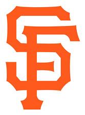San Francsico Giants Decal