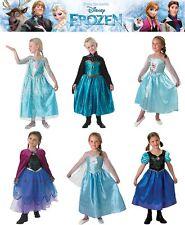 """Rubies Kostüm Elsa / Anna aus """" Frozen - Die Eiskönigin """" für Karneval"""