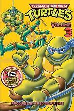 Teenage Mutant Ninja Turtles - Original Series (Volume 3), Good DVD, Jennifer Da