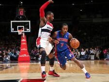 Brandon Jennings Detroit Pistons Basketball Giant Print POSTER Affiche
