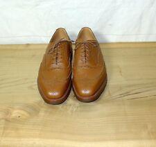 "TRICKERS SIENNA SCOTCH GRAIN BROGUE ""ANDREA"" SHOE w/ DAINITE SOLE  (see sizes)"